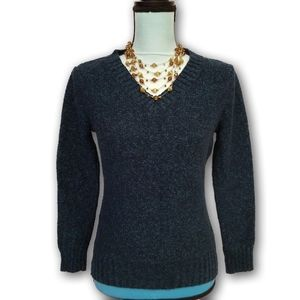 5/$30 St. John's Bay Marled Knitted Sweater